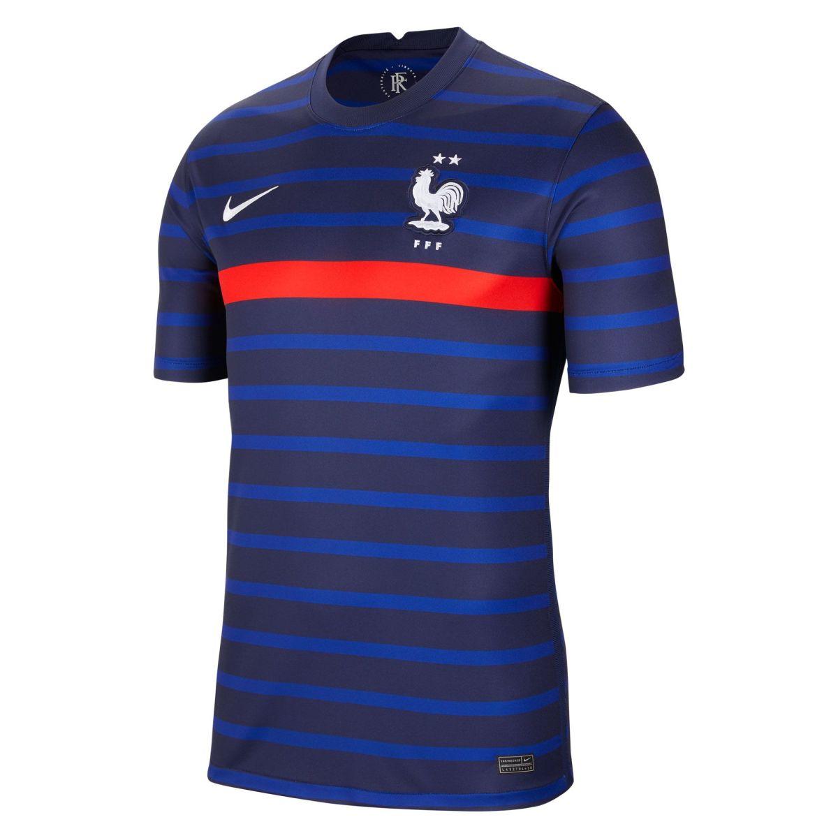 camiseta francia eurocopa 2021