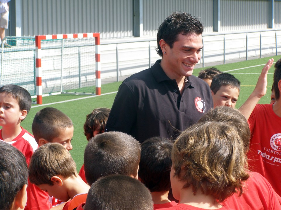Campus Futbol Jin Adrián Colunga
