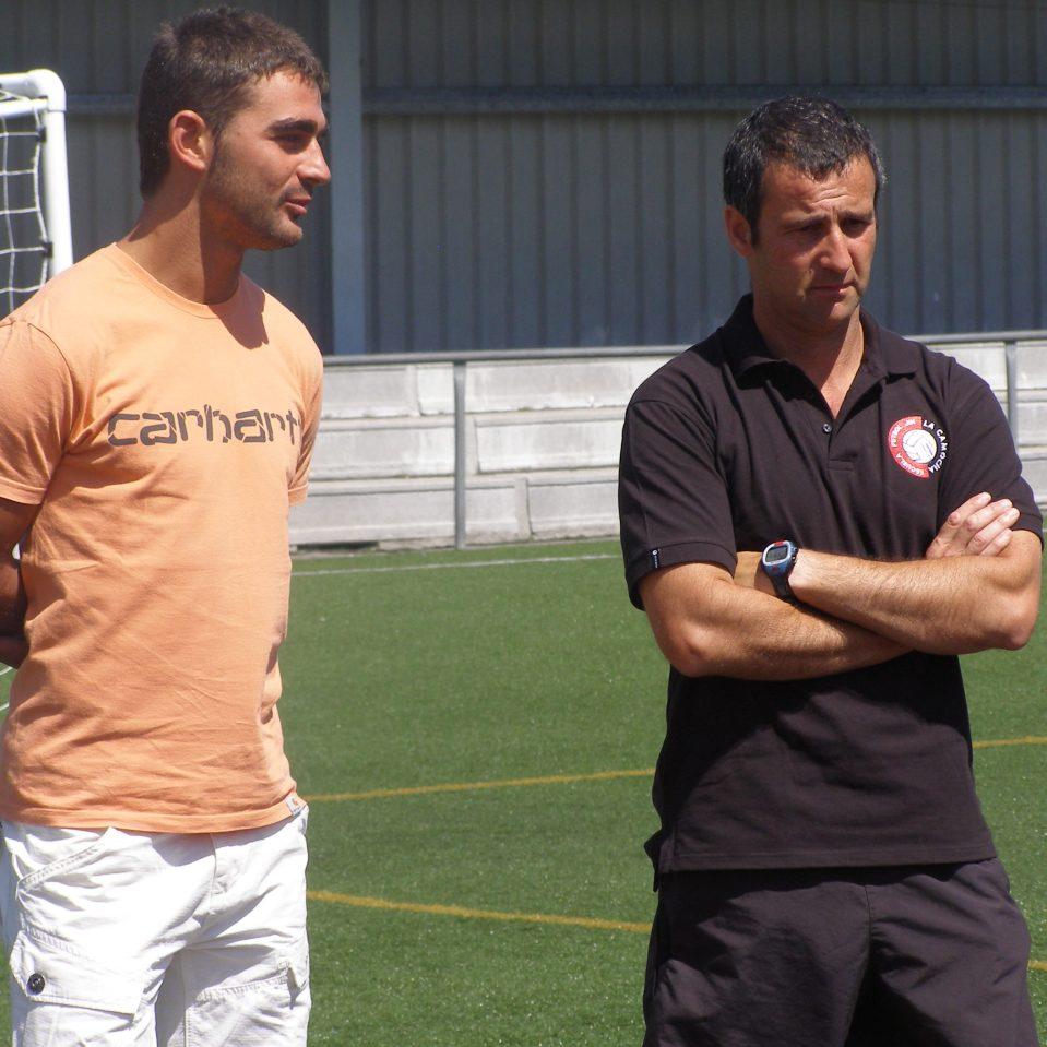 Campus Futbol Jin Manuel Adrián López