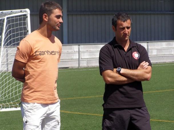 Campus Futbol Jin Adrián López