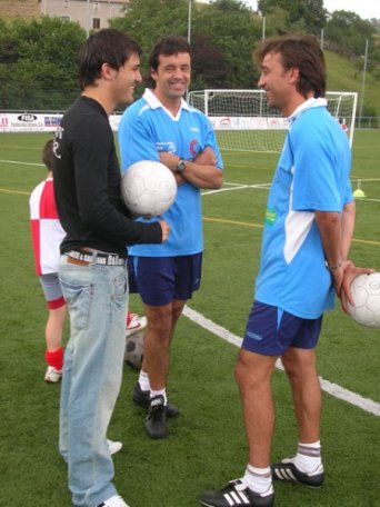Campus Fútbol Jin David Villa