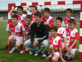 Campus Fútbol Jin David Villa