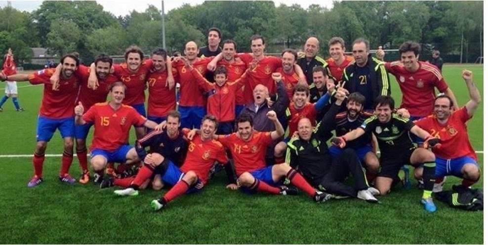 Los notarios, Campeones de Europa