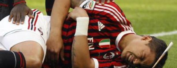 Thiago Silva lesionado