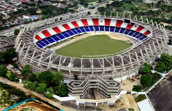 El estadio Roberto Meléndez de Barranquilla será la sede de Colombia para enfrentar a Uruguay, juego por la séptima fecha de las eliminatorias.