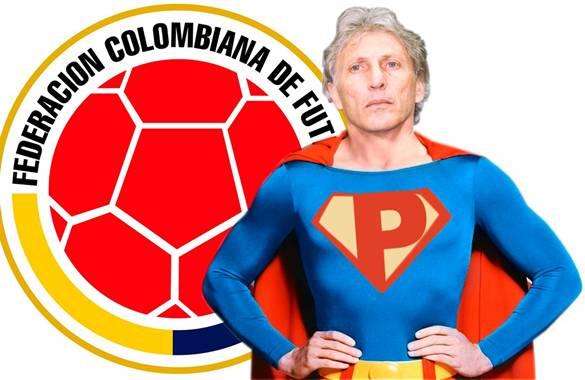 Pékerman se vistio de héroe en el triunfo de la Selección Colombia 1-3 en su visita a Chile