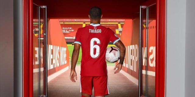 Liverpool hoy: presentación oficial de Thiago y fichaje del equipo 2020 |  Premier League | Futbolred