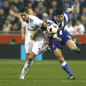 Ronaldo-Madrid