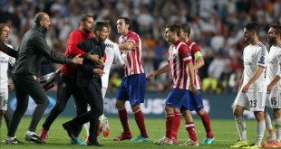 La Sancion a Diego Simeone