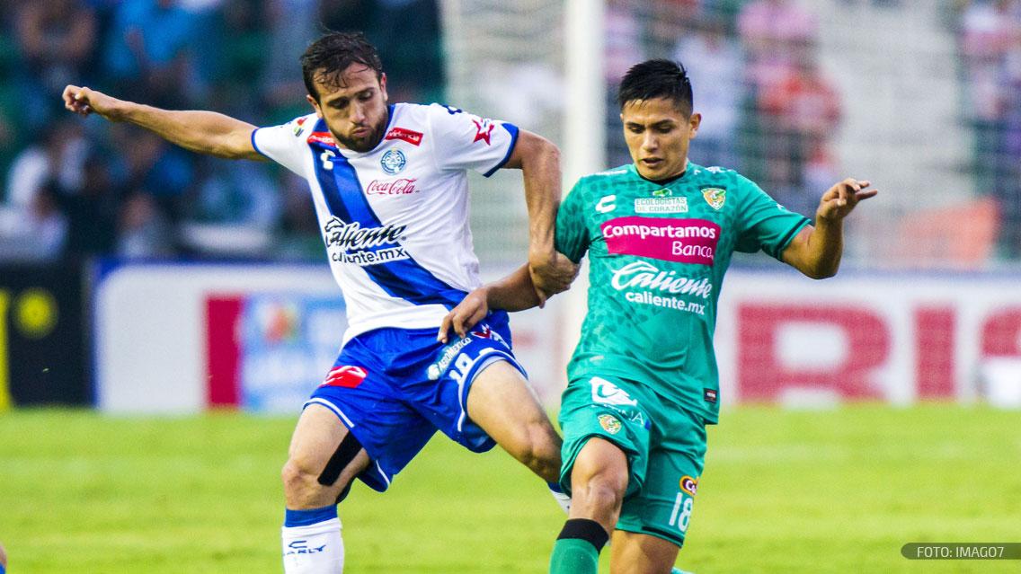 Puebla vs Chiapas