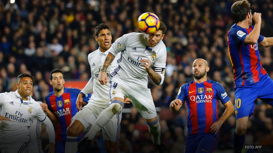Gareth Bale, lesionado en el Real Madrid - Barcelona