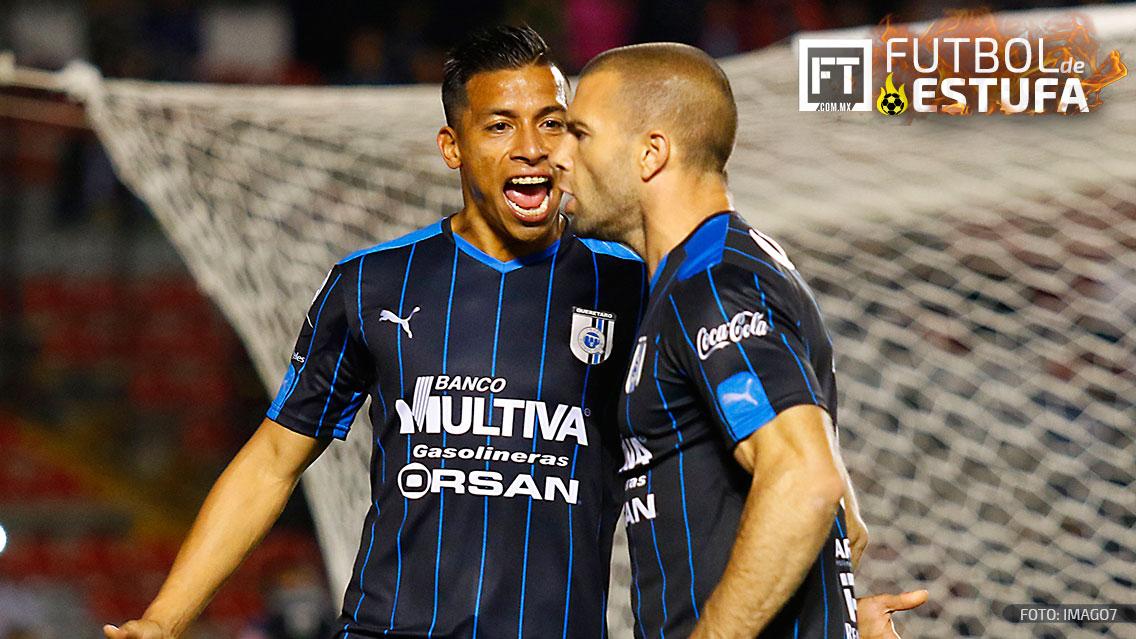 Ángel Sepúlveda y Emanuel Villa
