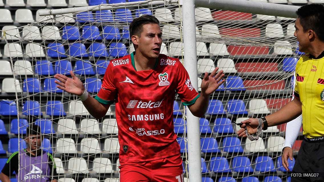 Mauro Lainez es oficialmente refuerzo del León