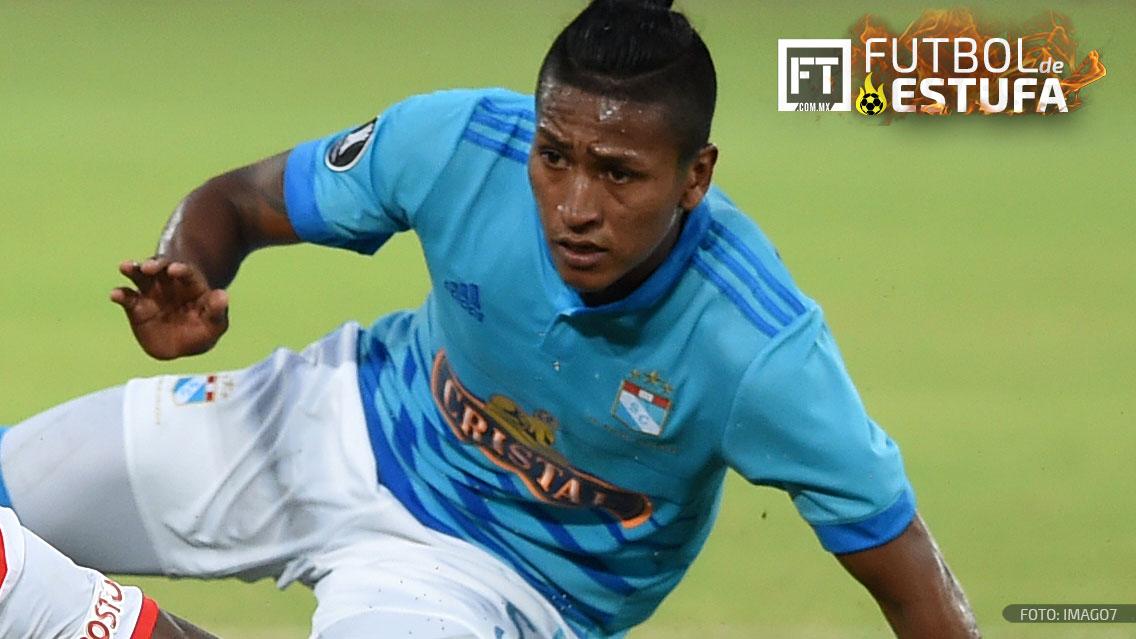 Monterrey también está interesado en el jugador de Cristal — Pedro Aquino