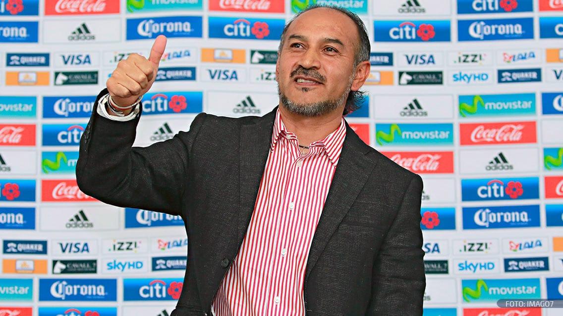 Atlante presenta al 'Potro' Gutiérrez como su nuevo entrenador
