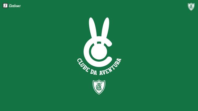 "Logo ""Clube da Aventura""."