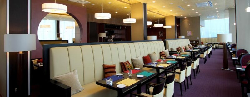 Restaurant interior design photos india