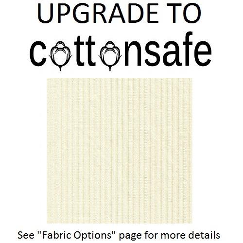 Upgrade to Cottonsafe Cream
