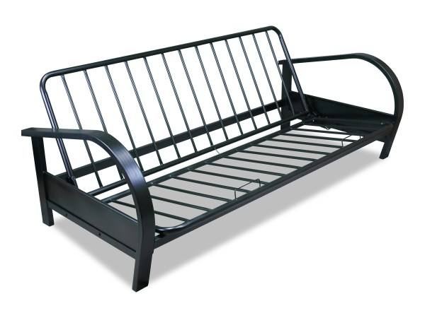 Manhatten style Traditional Metal Futon Frame for college students