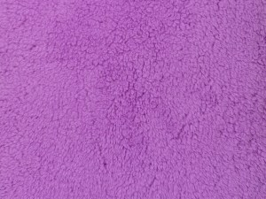 Playful Plush Vivid Violet 22'' Bolster Pillow Set