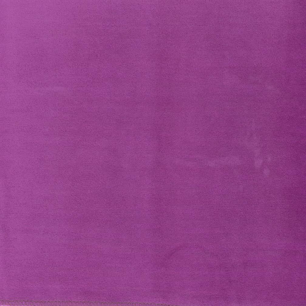 Posh Purple Pansy 22'' Bolster Pillow Set