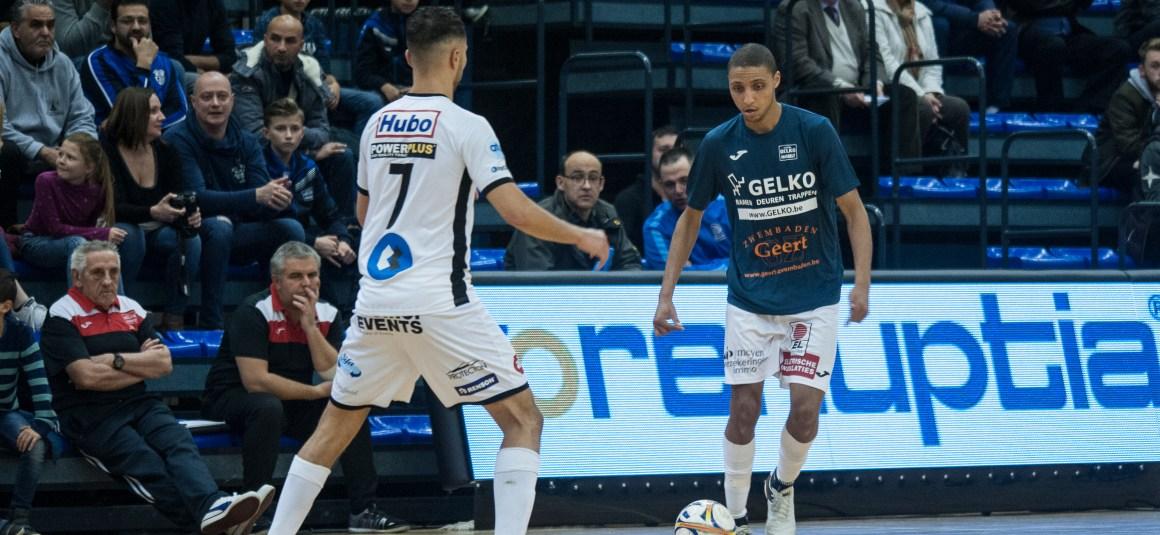 FT Antwerpen 11-2 Gent Futsal