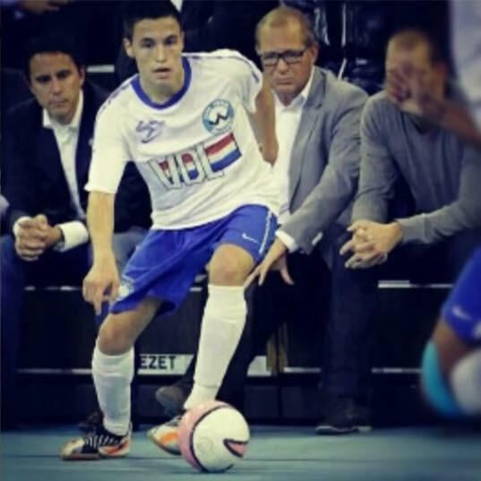 Futsal Elegance Cup Eindhoven verslag