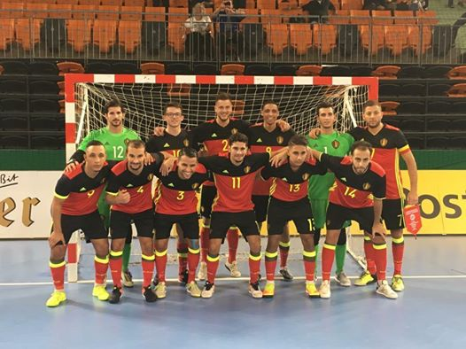 Sterk Belgie klopt Zwitserland in 4 Nations cup