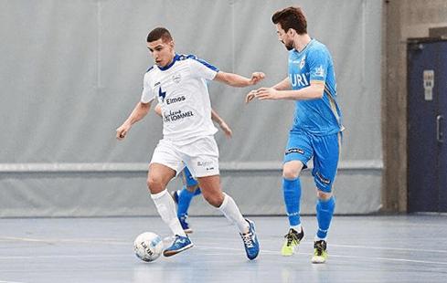 Futsal Apeldoorn haalt Rebbah !