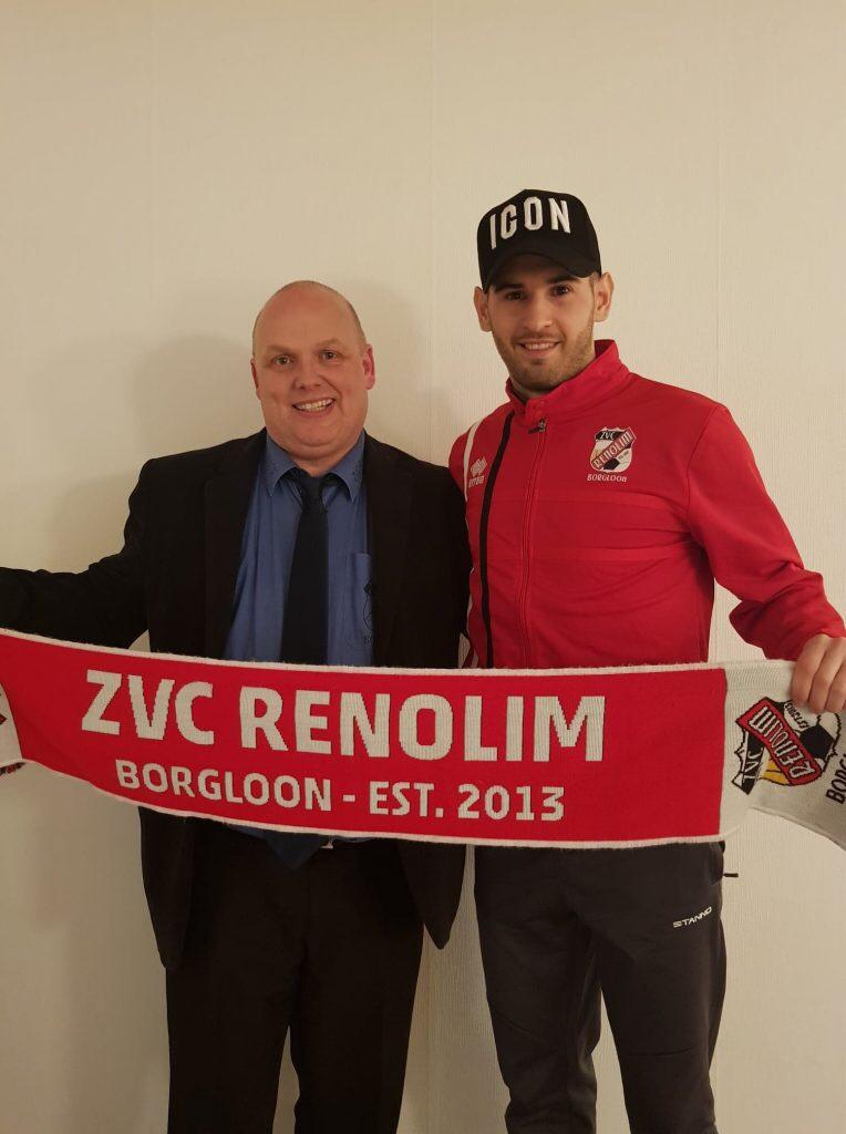 Durakovic verkast naar Renolim Borgloon !