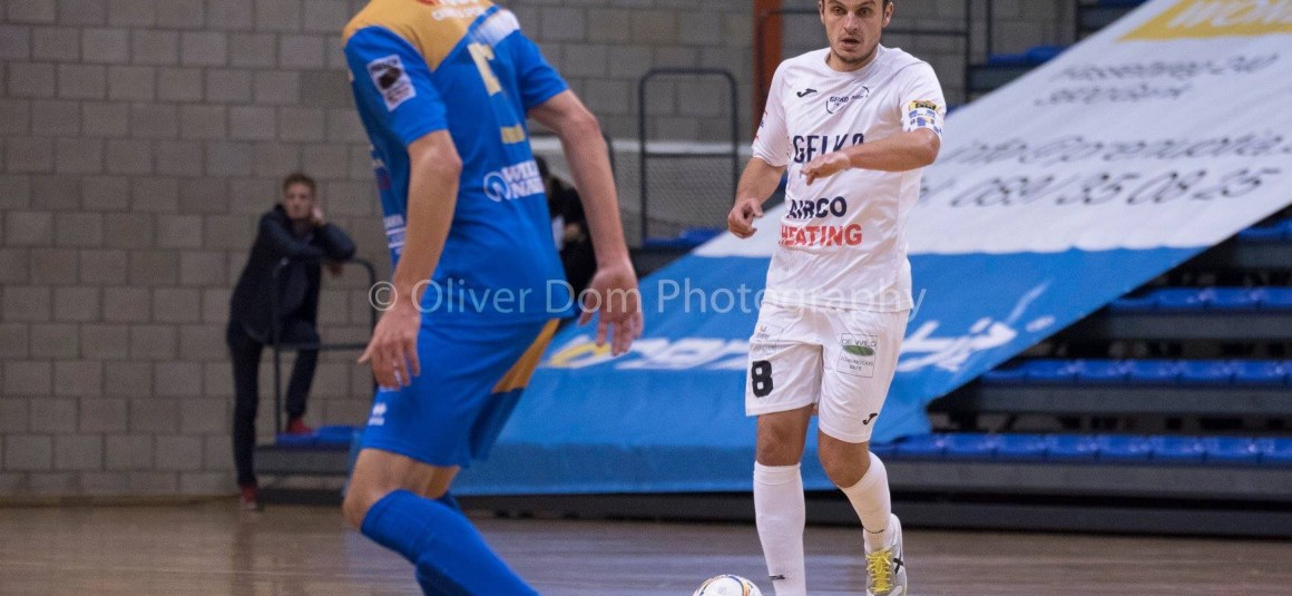 Anes Beslija (Futsal Hasselt): 'Het stopt hier'