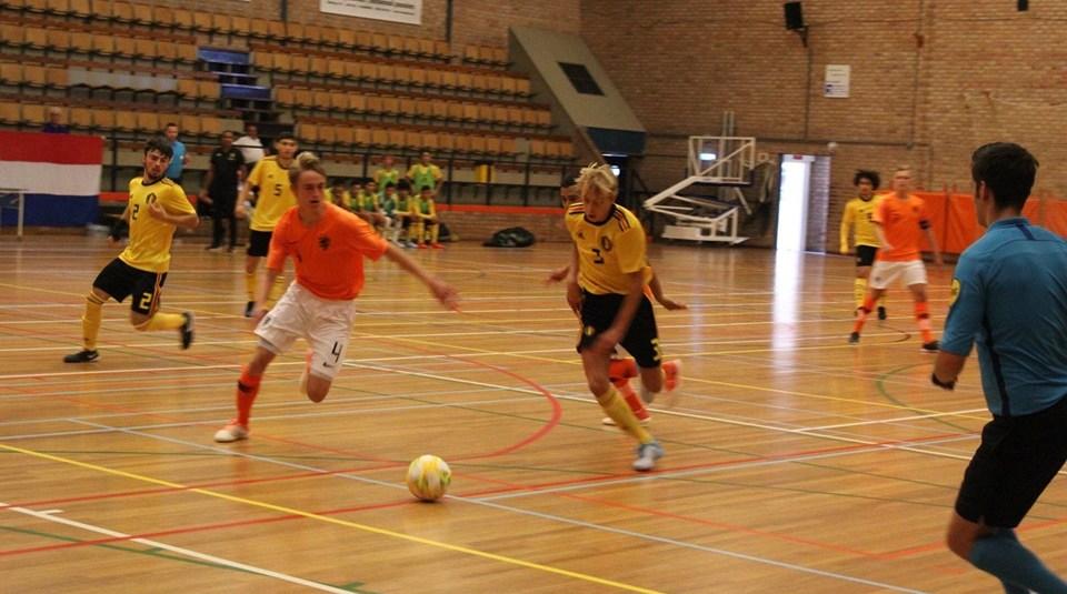 Thibeau Dochez (Pibo Hoeselt): 'Ons doel? zo hoog mogelijk eindigen!'