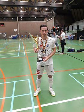 Steven Dillien (FT Antwerpen) 'Het huidige seizoen verloopt prima'