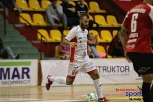 Skrót meczu GI Malepszy Futsal Leszno – Red Devils Chojnice