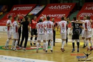 Skrót meczu GI Malepszy Futsal Leszno – P.A. Nova Gliwice 13.12.2020