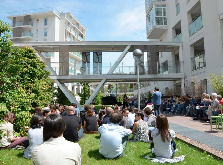 Social Housing Cenni di Cambiamento a Milano