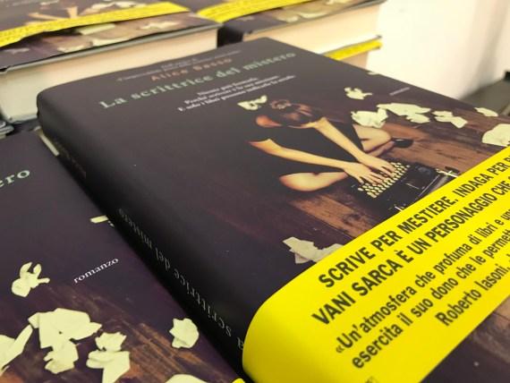 Nelle librerie il quarto libro di Alice Basso. Giovedì 10 maggio ne parla al Salone del Libro