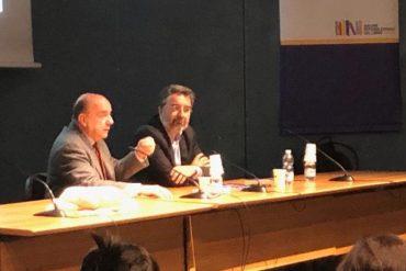 Gustavo Zagrebelsky e Marco Damilano al Salone del Libro di Torino 2019