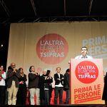 Per le Europee c'è anche L'Altra Europa con Tsipras