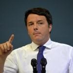 Renzi Pantocrator:mentre tutti scioperano IO CREO LAVORO
