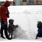"""Maltempo:""""Big snow"""" sta spazzando il Centro Nord."""