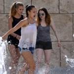 Caldo: le grandi città sotto la morsa dell'afa. Temperature a 42°