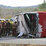 Erasmus: tragedia per 14 studenti in Spagna