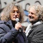 Gianroberto Casaleggio, guru del M5S. è morto.