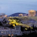 Qui ad Atene noi facciamo così.