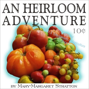 An Heirloom Adventure - Audiobook Image