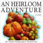 AN HEIRLOOM ADVENTURE audio book cover
