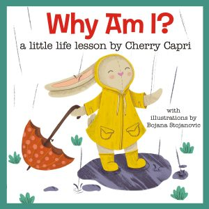 Why Am I - book cover