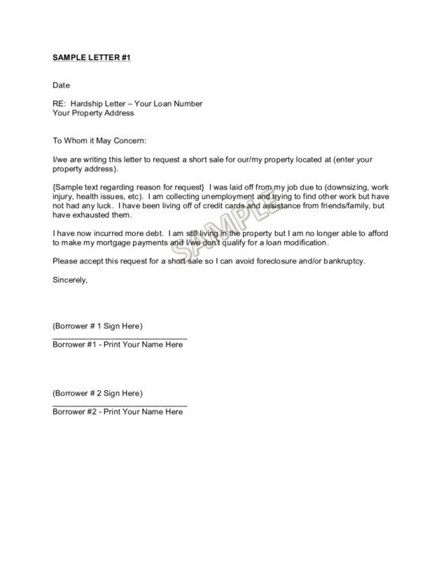 Cyber Crime PH: [Download 22+] Sample Letter For Loan Modification
