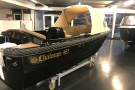 chaloupe 485 4family sloep zwart boten